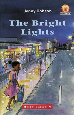 The Bright Lights by Jenny Robson