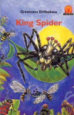 King Spider by Greatness Ditlhokwa