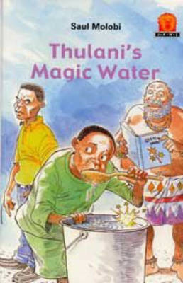 Thulani's Magic Water by