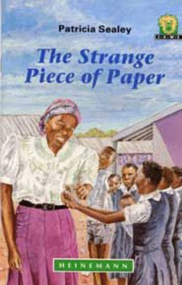 The Strange Piece of Paper by Patricia Sealey
