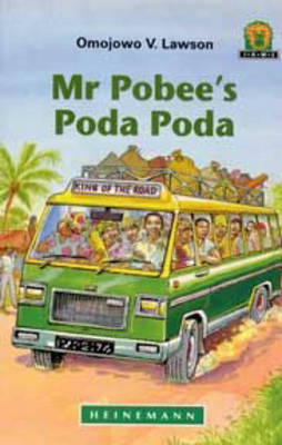 Mr Pobee's Poda Poda by Omojowo V. Lawson