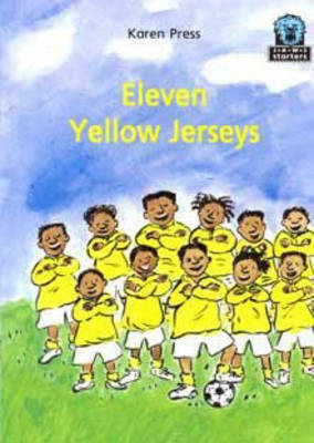 Eleven Yellow Jerseys by Karen Press