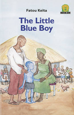 The Little Blue Boy by Fatou Keita
