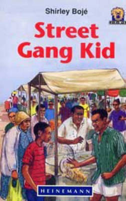 Street Gang Kid by Shirley Boje