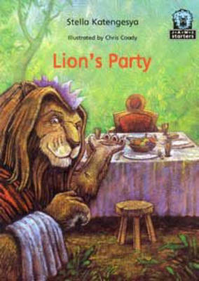 Lion's Party by Stella Katengesya