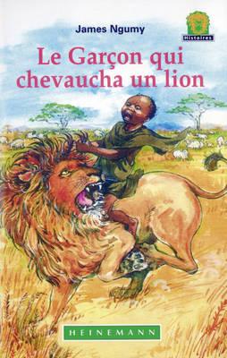 Le Garcon Qui Chevaucha un Lion Jaws by