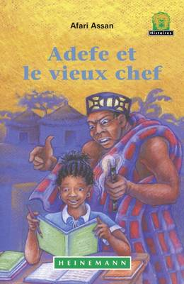 Adefe et le Vieux Chef JAWS by