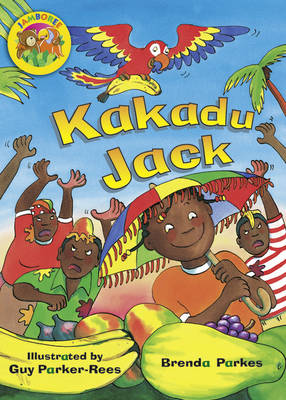 Jamboree Storytime Level A: Kakadu Jack Big Book by