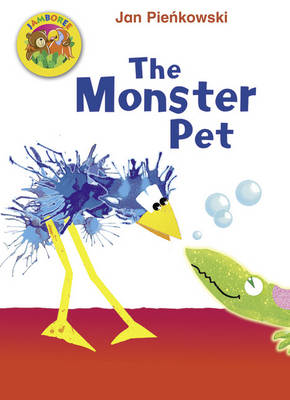 Jamboree Storytime Level B: The Monster Pet Big Book by