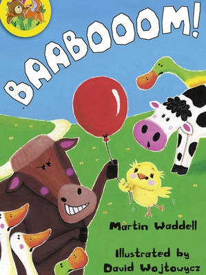 Jamboree Storytime Level A: Baabooom! Little Book (6 Pack) by Martin Waddell