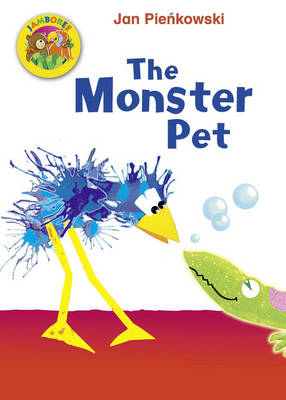 Jamboree Storytime Level B: The Monster Pet Little Book (6 Pack) by Jan Pienkowski