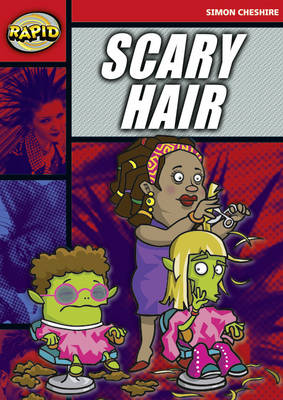 Rapid Stage 5 Set A: Scary Hair (Series 1) by
