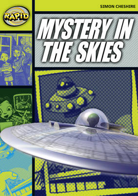 Rapid Stage 6 Set A: Mystery in the Skies (Series 1) by