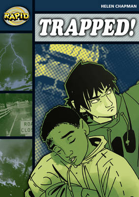 Rapid Stage 6 Set B: Trapped (Series 1) by Helen Chapman