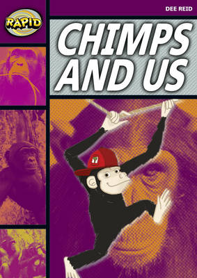 Rapid Stage 1 Set A: Chimps and Us (Series 1) by Dee Reid