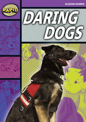 Rapid Stage 1 Set B: Daring Dogs (Series 1) by Alison Hawes
