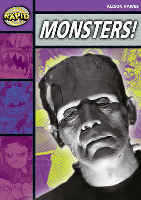 Rapid Stage 1 Set B: Monsters! (Series 1) by Alison Hawes