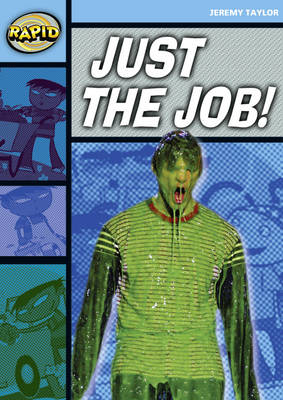 Rapid Stage 2 Set A: Just the Job (Series 1) by Jeremy Taylor