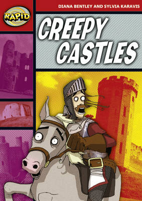 Rapid Stage 2 Set B: Creepy Castles (Series 1) by