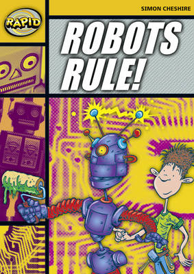 Rapid Stage 4 Set A: Robots Rule (Series 1) by