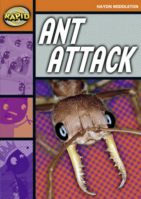 Rapid Stage 4 Set B: Ant Attack (Series 1) by Haydn Middleton