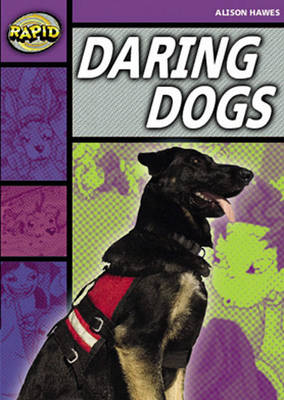Rapid Stage 1 Set B Reader Pack: Daring Dogs (Series 1) by Alison Hawes