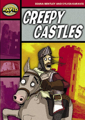 Rapid Stage 2 Set B Reader Pack: Creepy Castles (Series 1) by