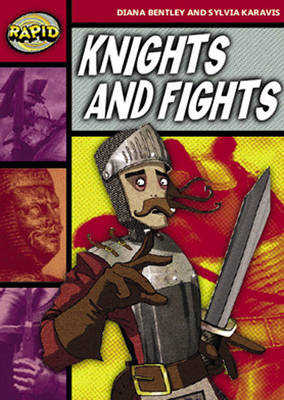 Rapid Stage 2 Set B Reader Pack: Knights and Fights (Series 1) by