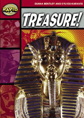 Rapid Stage 2 Set B Reader Pack: Treasure! (Series 1) by