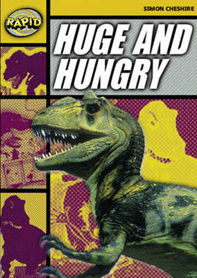 Rapid Stage 4 Set A Reader Pack: Huge and Hungry (Series 1) by