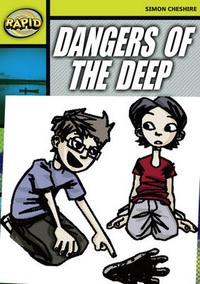 Rapid Stage 6 Set A Reader Pack: Dangers of the Deep (Series 1) by