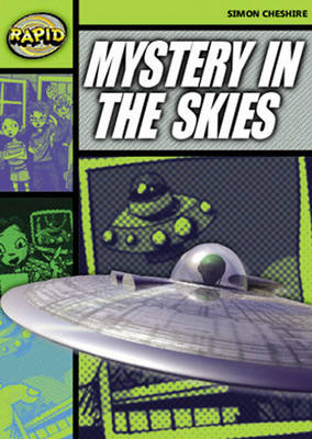 Rapid Stage 6 Set A Reader Pack: Mystery in the Skies (Series 1) by