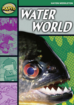 Rapid Stage 5 Set B: Water World (Series 1) by Haydn Middleton
