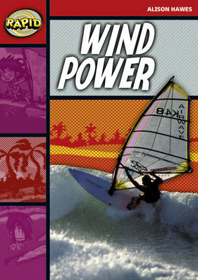 Rapid Stage 2 Set B: Wind Power (Series 2) by Alison Hawes