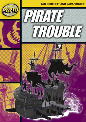 Rapid Stage 4 Set A: Pirate Trouble (Series 2) by