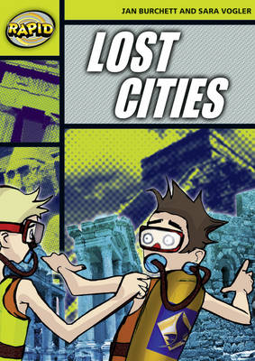 Rapid Stage 6 Set A: Lost Cities (Series 2) by