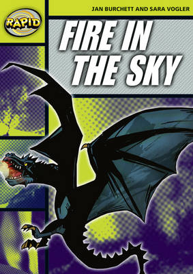 Rapid Stage 6 Set A: Fire in the Sky (Series 2) by