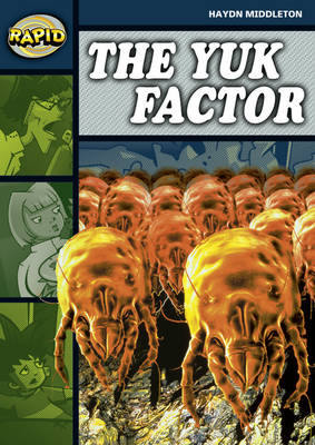 Rapid Stage 6 Set B: Yuk Factor (Series 2) by