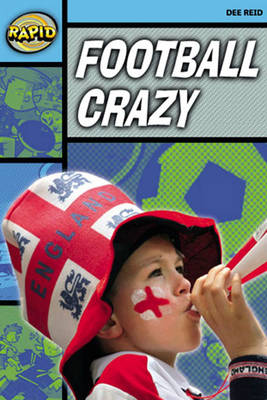 Rapid Stage 2 Set A Football Crazy Reader Pack of 3 (series 2) by