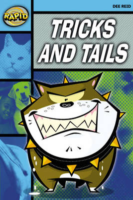 Rapid Stage 2 Set A: Tricks and Tails Reader Pack of 3 (Series 2) by