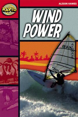 Rapid Stage 2 Set B: Wind Power Reader Pack of 3 (Series 2) by Alison Hawes