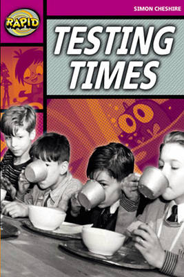 Rapid Stage 3 Set A: Testing Times Reader Pack of 3 (Series 2) by