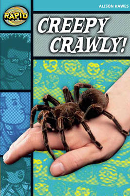 Rapid Stage 3 Set B: Creepy, Crawly Reader Pack of 3 (Series 2) by Alison Hawes