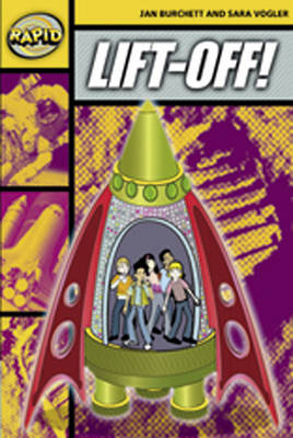 Rapid Stage 4 Set A: Lift-off! Reader Pack of 3 (Series 2) by