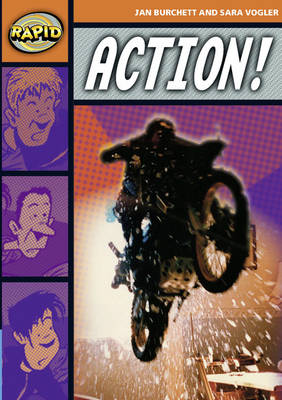 Rapid Stage 4 Set B: Action Reader Pack of 3 (Series 2) by