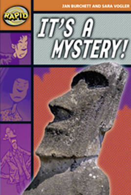 Rapid Stage 4 Set B: Its a Mystery! Reader Pack of 3 (Series 2) by