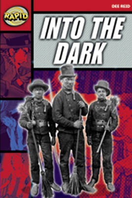 Rapid Stage 5 Set A: Into the Dark Reader Pack of 3 (Series 2) by