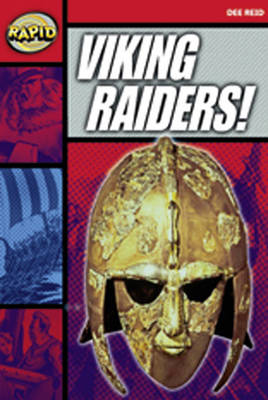 Rapid Stage 5 Set A: Viking Raider Reader Pack of 3 (Series 2) by