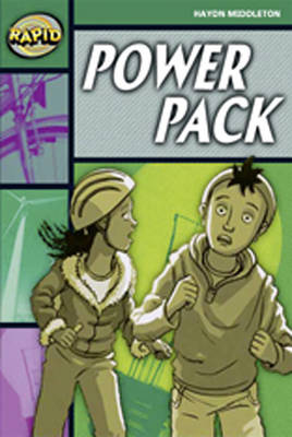 Rapid Stage 5 Set B: Super Power Reader Pack of 3 (Series 2) by