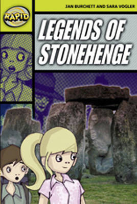 Rapid Stage 6 Set A: Stonehenge Reader Pack of 3 (Series 2) Stage 6 Set A by